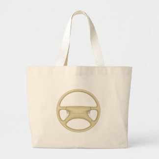 Grand Tote Bag Volant - vue de face