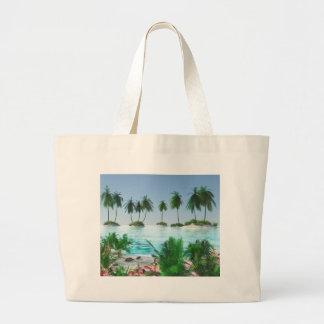 Grand Tote Bag Voyage d'île en île
