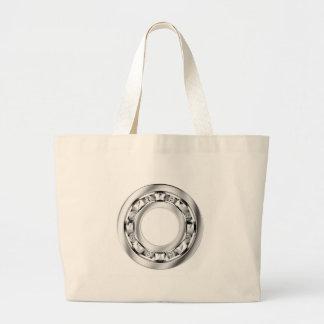 Grand Tote Bag Vue de côté du roulement à billes