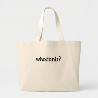 Grand Tote Bag whodunit ?