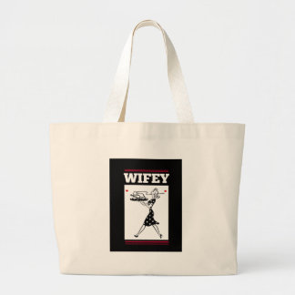 GRAND TOTE BAG WIFEY