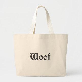 Grand Tote Bag Woof