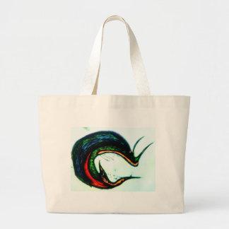 Grand Tote Bag Xqzra Astrobiological Rebreather symbiotique