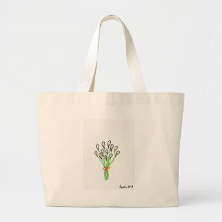 Grand Tote Bag Zantedeschias