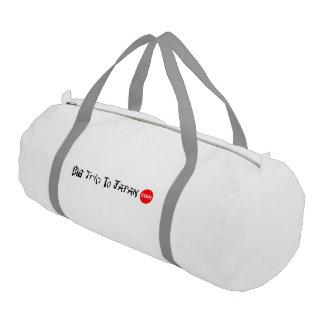 Grand voyage au sac de gymnase de Duffle du Japon