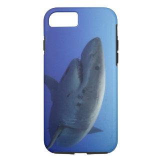 Grande caisse de l'iPhone 7 de requin blanc Coque iPhone 7