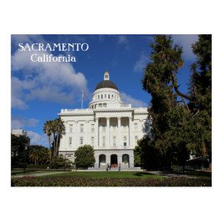 Grande carte postale de Sacramento !