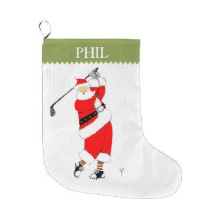 Grande Chaussette De Noël Vacances de golf
