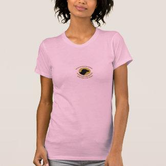 Grande chemise supérieure du mineur de branche t-shirt