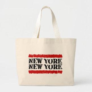 Grande conception de New York - de ville de New Yo Grand Sac