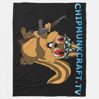 Grande couverture d'ouatine de ChipmunkCraft v2