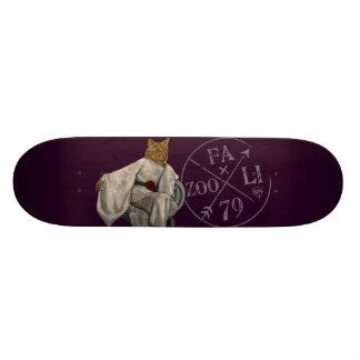 Grande dame de La, couture Kitty Mini Skateboard 18,4 Cm
