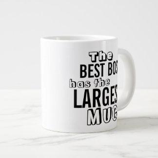 Grande grande tasse de meilleure citation drôle de mug jumbo