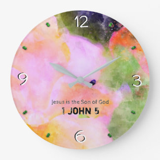 Grande Horloge Ronde 1 chapitre 5 -93 de John