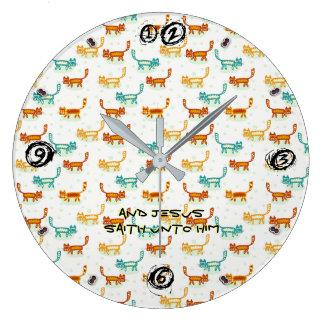 Grande Horloge Ronde 8h20 ml 93 de Matthew
