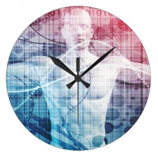 Grande Horloge Ronde Abrégé sur technologie de pointe et la Science