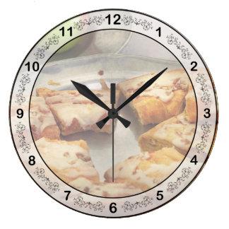 Grande Horloge Ronde Boulangerie - le danois d'Apple