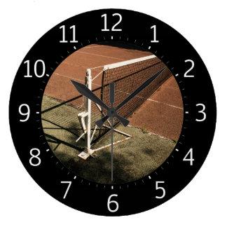 Grande Horloge Ronde Cadeaux de cool de sport du temps | de tennis