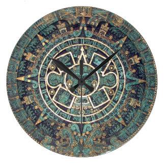 Grande Horloge Ronde Calendrier maya