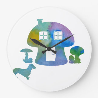 Horloges champignon for Chambre agriculture 13 cfe