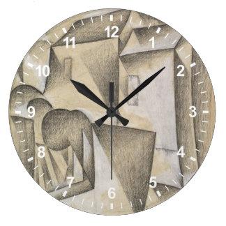 Grande Horloge Ronde Chambres à Paris, endroit Ravignan