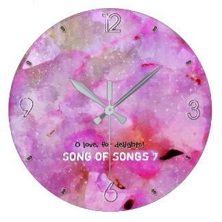Grande Horloge Ronde Chanson du chapitre 7 -93 de chansons