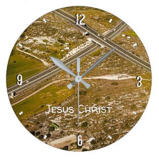 Grande Horloge Ronde Chapitre 6 -93 de Galatians