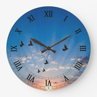 Grande Horloge Ronde Clockart (42)