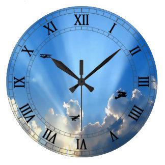 Grande Horloge Ronde Clockart (43)
