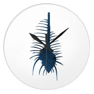 Grande Horloge Ronde Coquille de mer