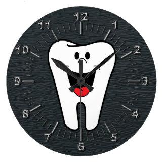 Grande Horloge Ronde Dent