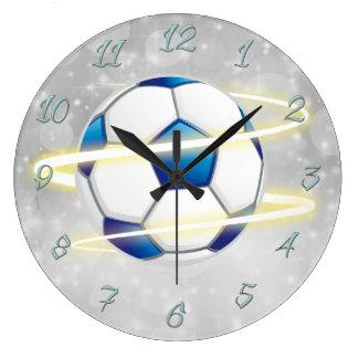 Grande Horloge Ronde École du football