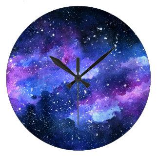 Grande Horloge Ronde Galaxie