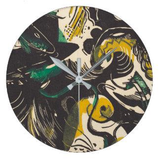 Grande Horloge Ronde Genèse II Schopfungsgeschichte II