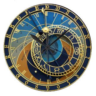 Grande Horloge Ronde Horloge-Prague astronomique Orlog