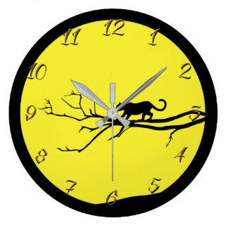 Grande Horloge Ronde Jaguar