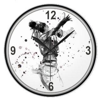 Grande Horloge Ronde KA megaphone