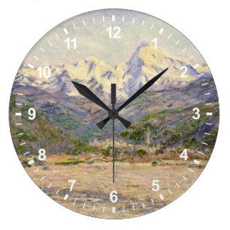 Grande Horloge Ronde La vallée du Nervia