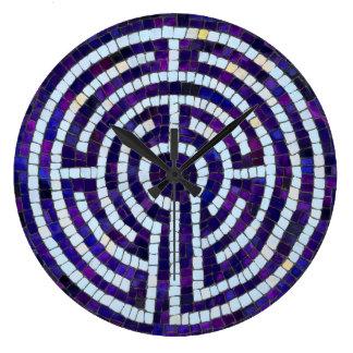 Grande Horloge Ronde Labyrinthe VIII