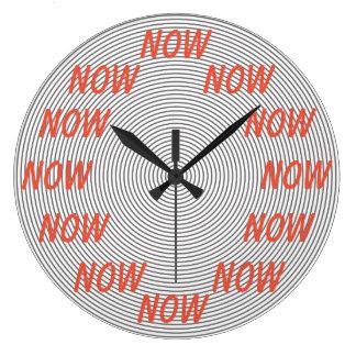 Grande Horloge Ronde Maintenant - le seul cas où sujets