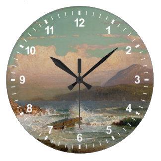 Grande Horloge Ronde Mt. Désert, Maine