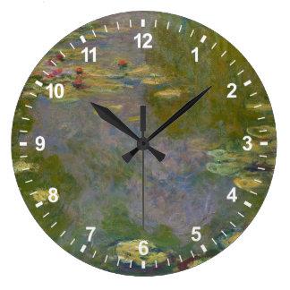 Grande Horloge Ronde Nénuphars, 1919