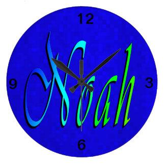 Grande Horloge Ronde Noé, nom, logo,