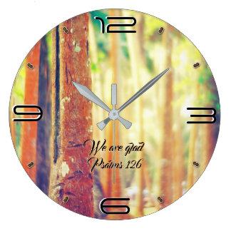 Grande Horloge Ronde Nous avons heureux 93 ans