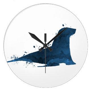 Grande Horloge Ronde Otarie