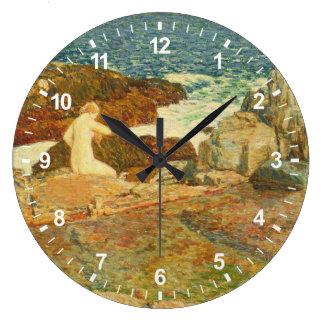 Grande Horloge Ronde Piscine est de promontoire