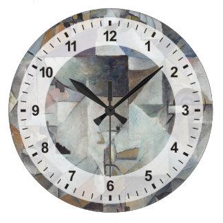 Grande Horloge Ronde Samovar