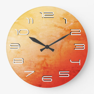 Grande Horloge Ronde Simplicité élégante de Sunfire