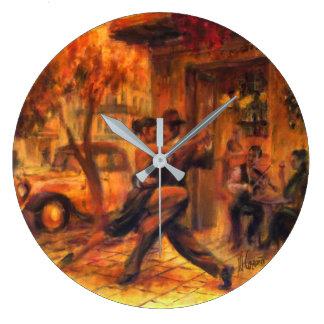 Grande Horloge Ronde Tango in Buenos Aires