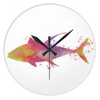 Grande Horloge Ronde Thon